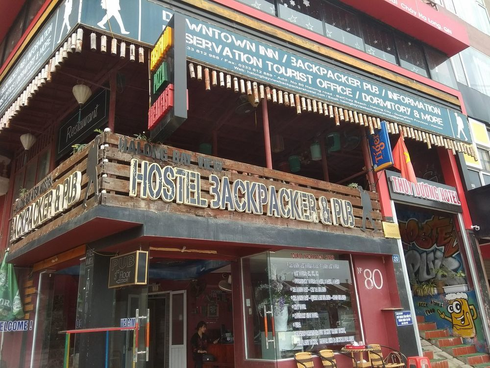 Ha Long Backpacker hostel