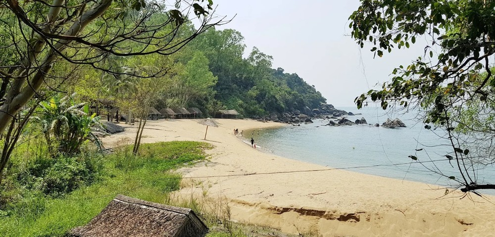 Bai Cat Vang beach