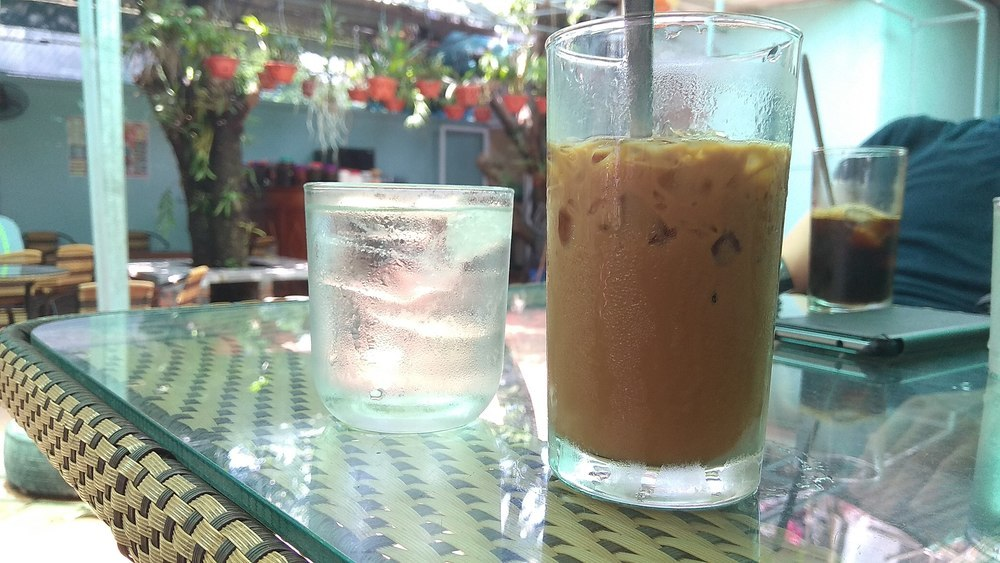 Iced coffee is just what you need to cool down and recharge for the day ahead!