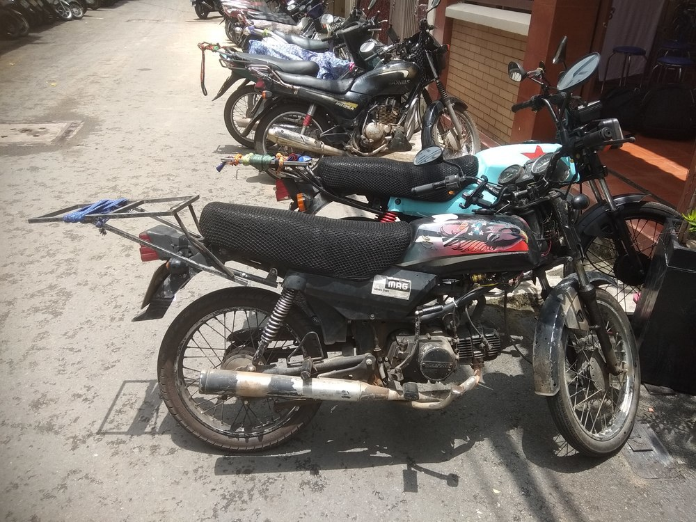 Where to sell motorbike in Vietnam?