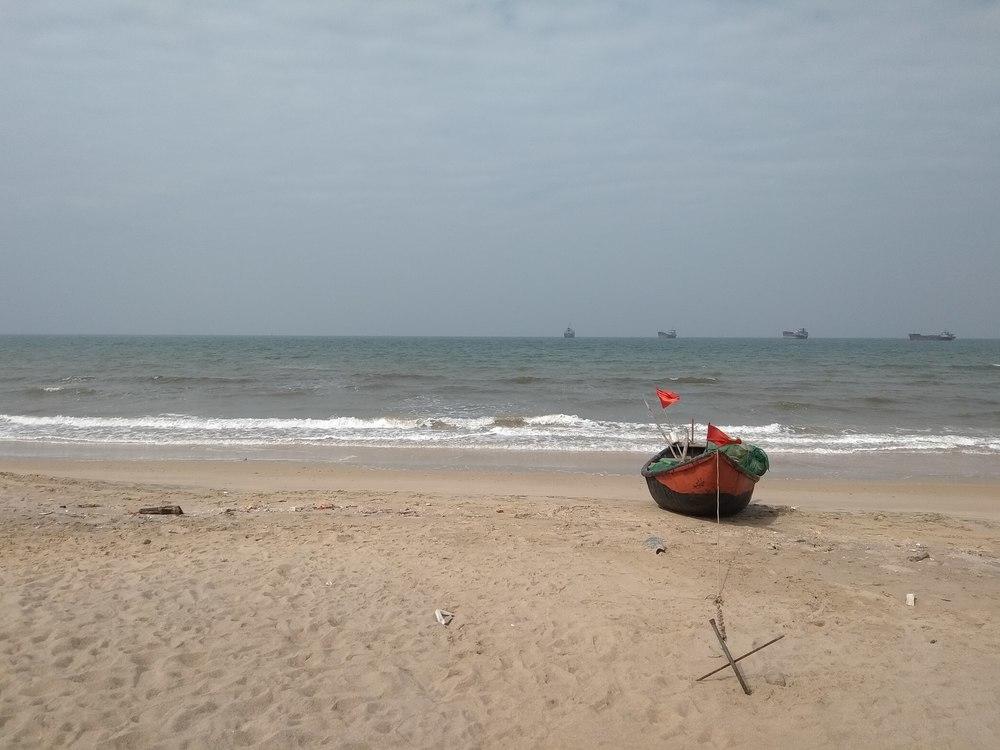 Beach in Ky An