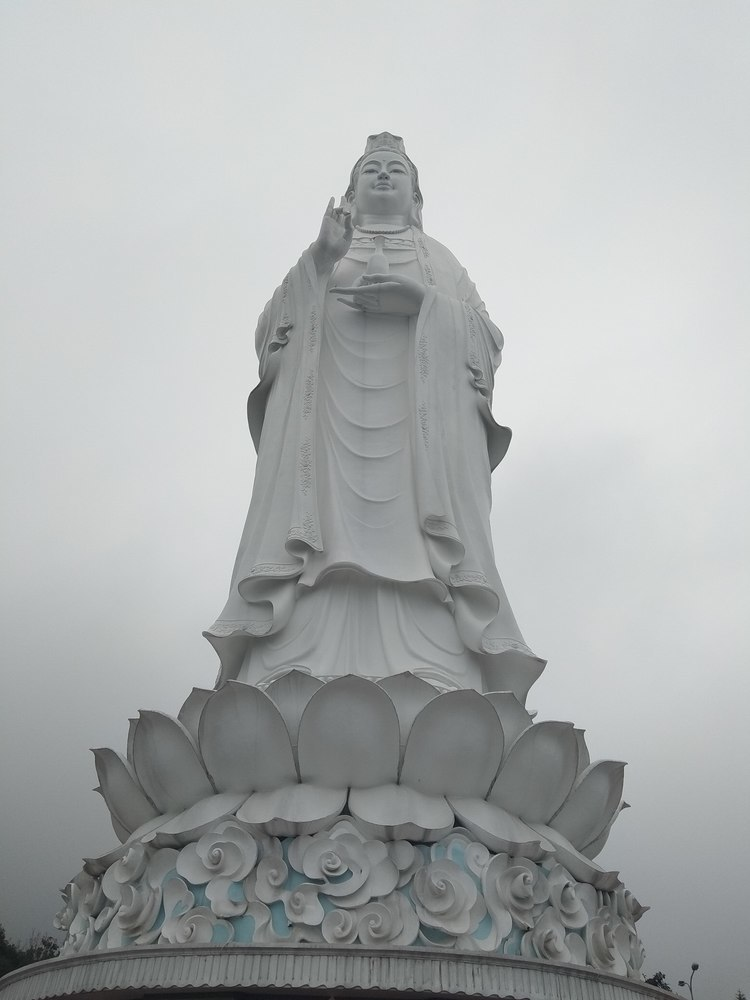 Linh Ung pagoda in Da Nang.