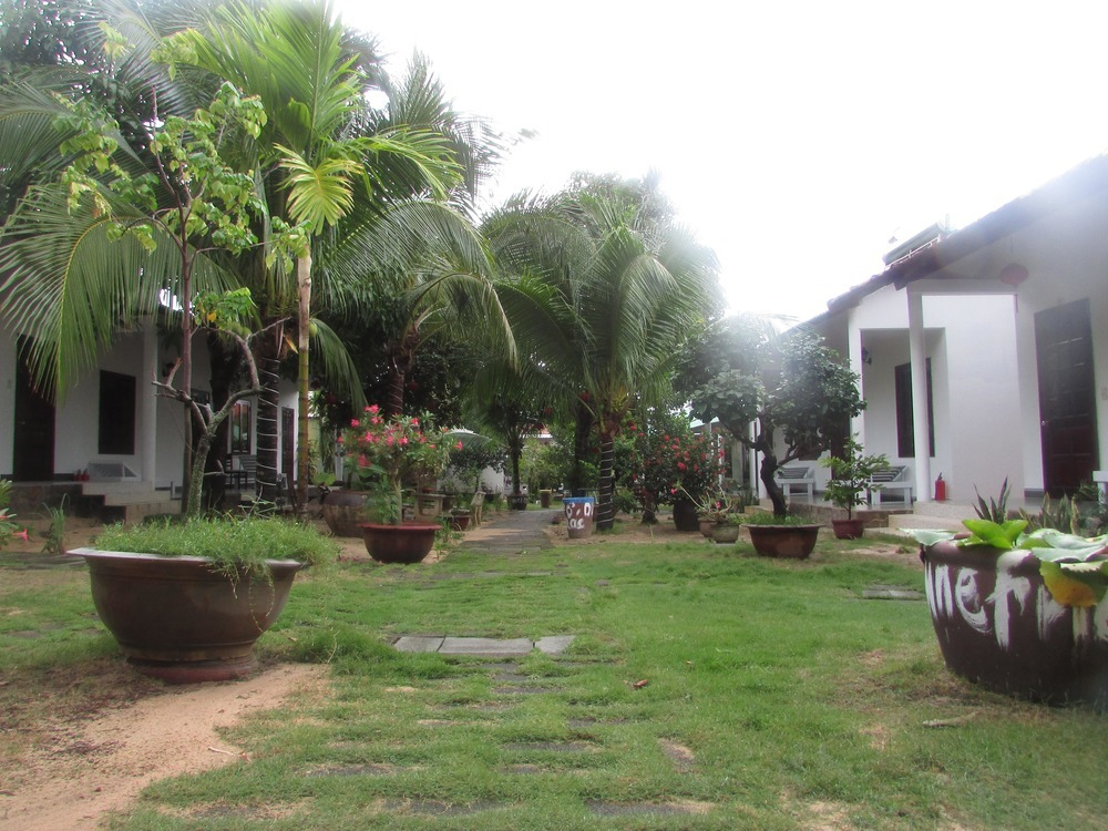 The bungalows in Phan Thiet are a bang for you buck!