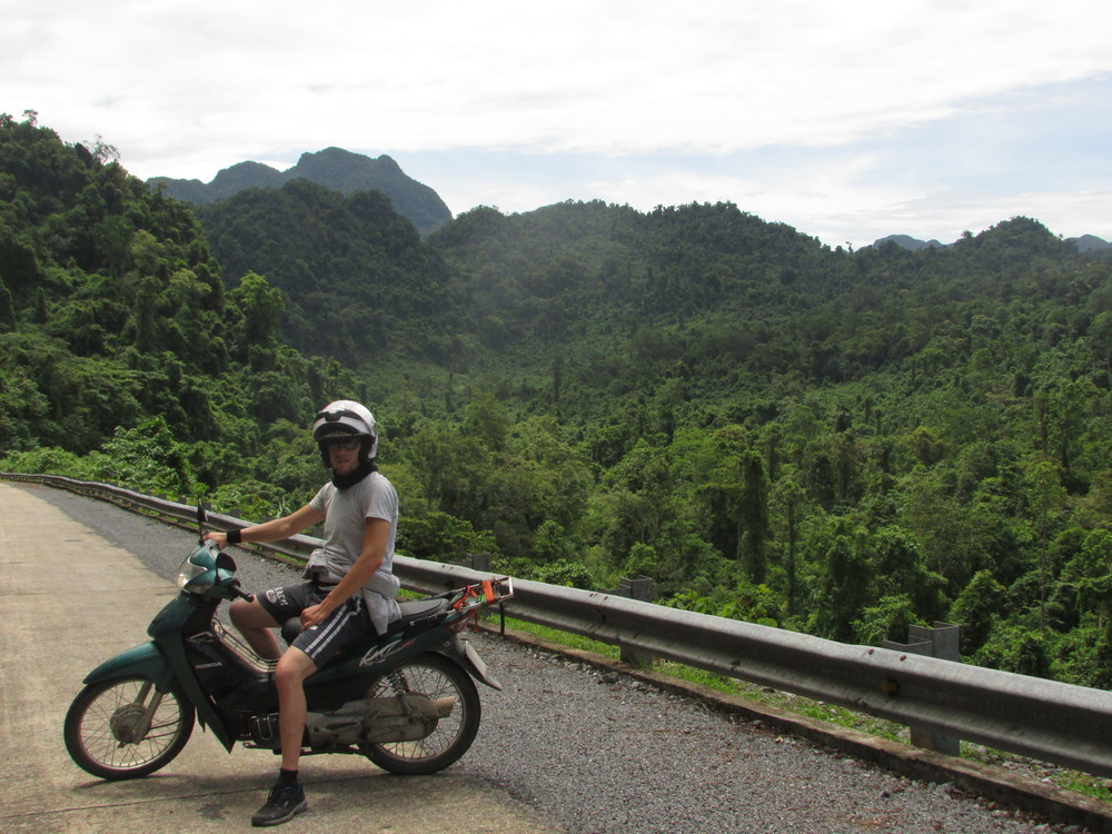 Somewhere in Phong Nha