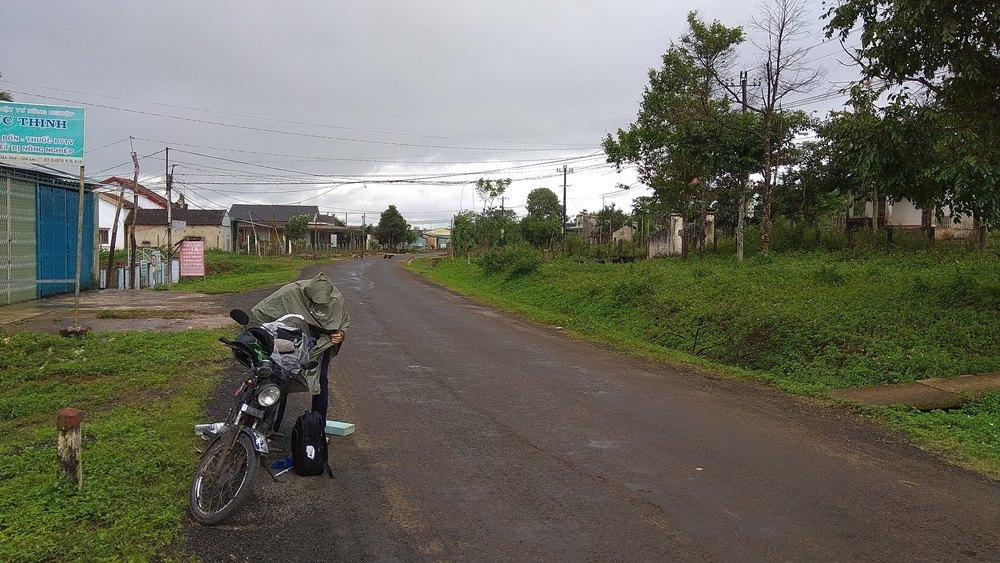 Vietnam Raincoat