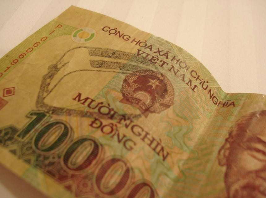 Bank note of 10k