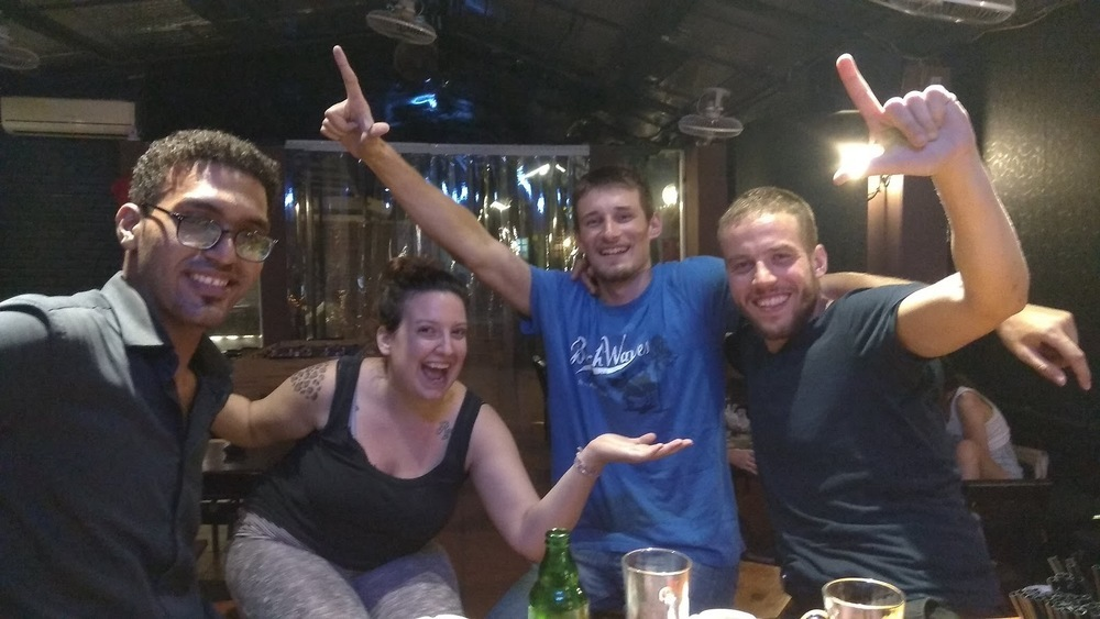 Check around the expat community in Vietnam; you'll probably find some weed and make friends!