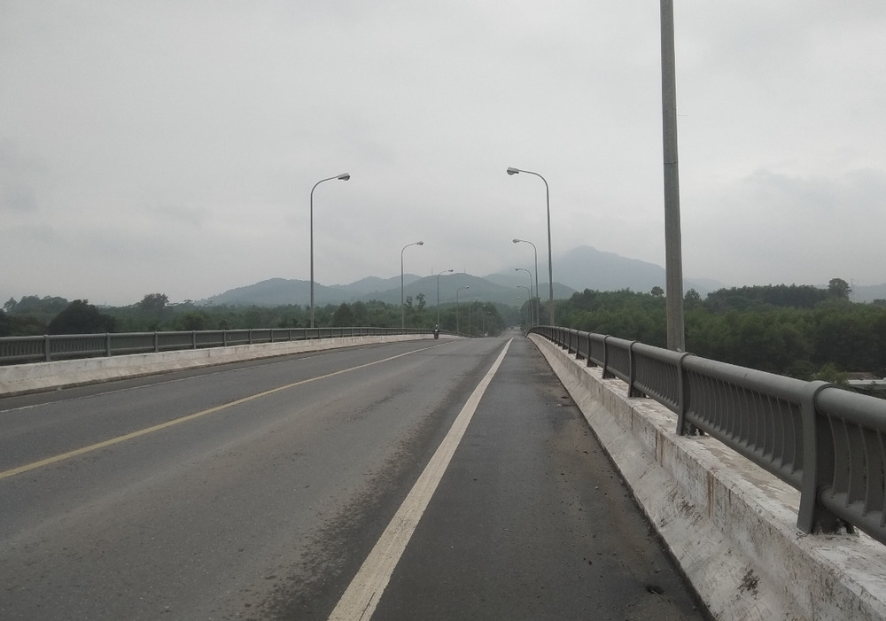 Rainy season in Da Nang