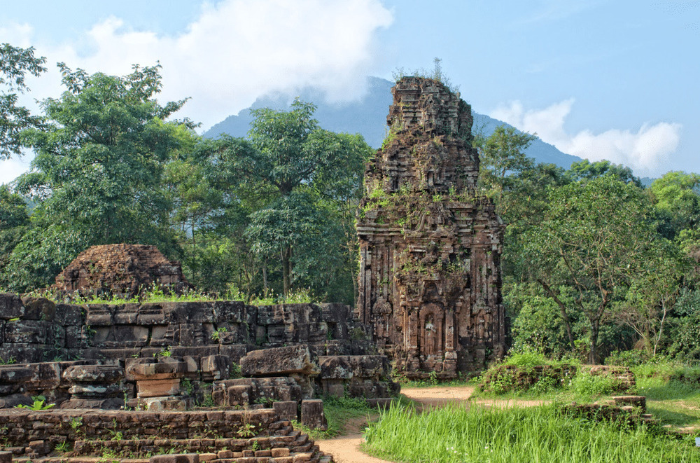 My Son Ruins in Quang Nam