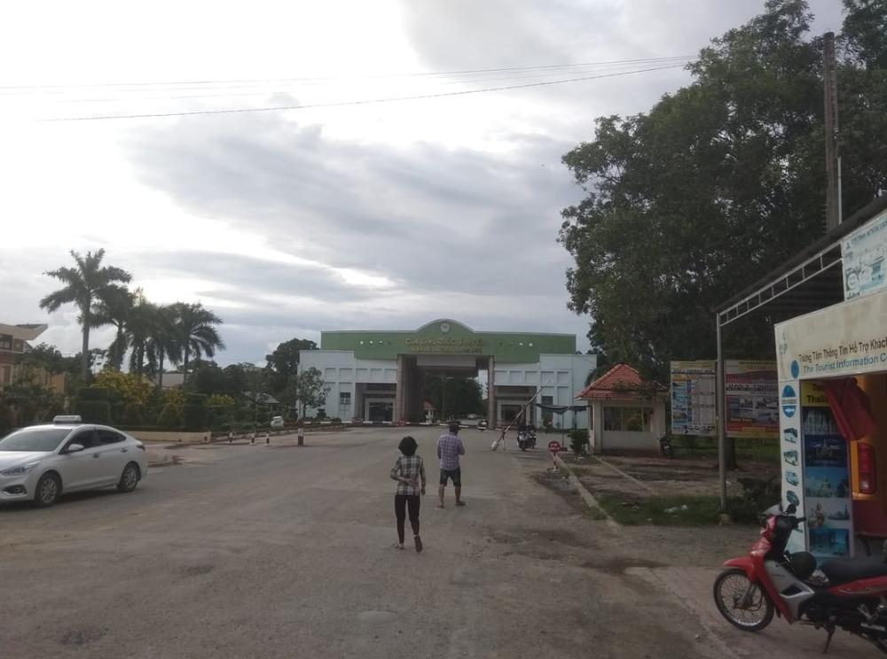 Vietnam Visa Run, Ha Tien Border Crossing