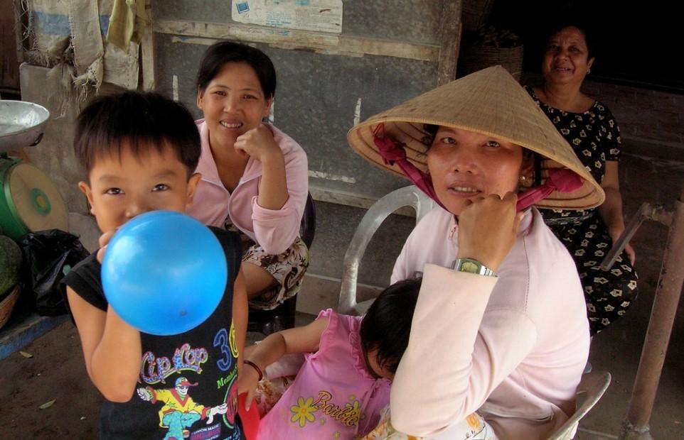 Language barrier is real in Vietnam