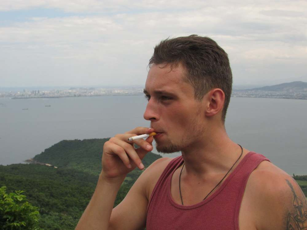 Cigarettes in Vietnam are damn cheap! Watch out for chain-smoking though!