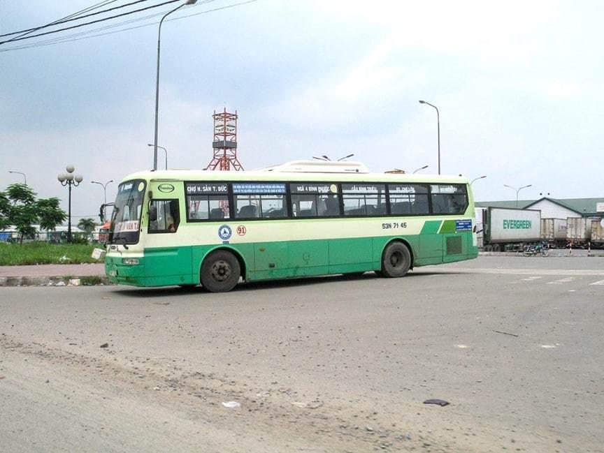 bus drop off