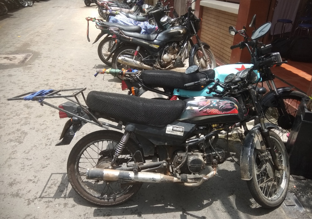 Selling your bike in Saigon is a good move