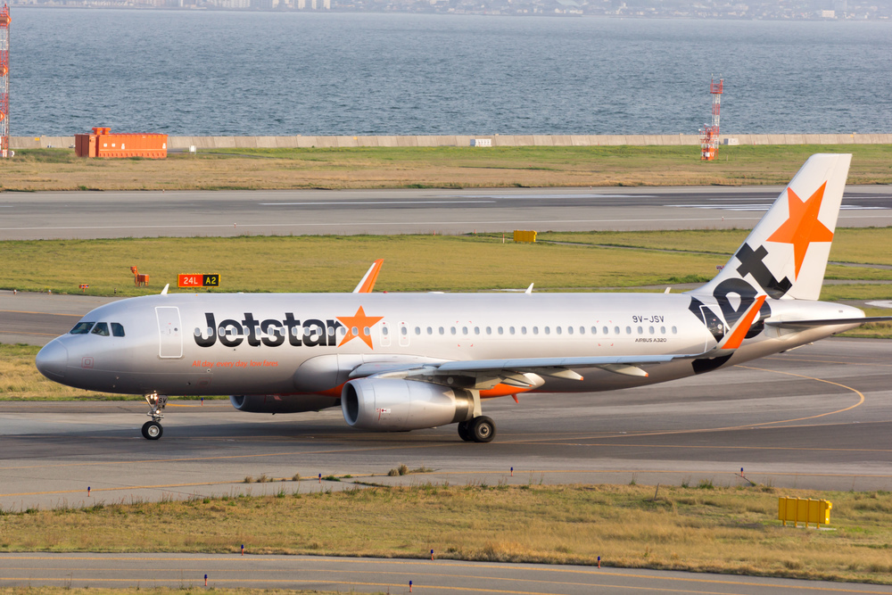 Jetstar Asia flights are almost two times cheaper than Vietnam Airlines flights, but are prone to delays.