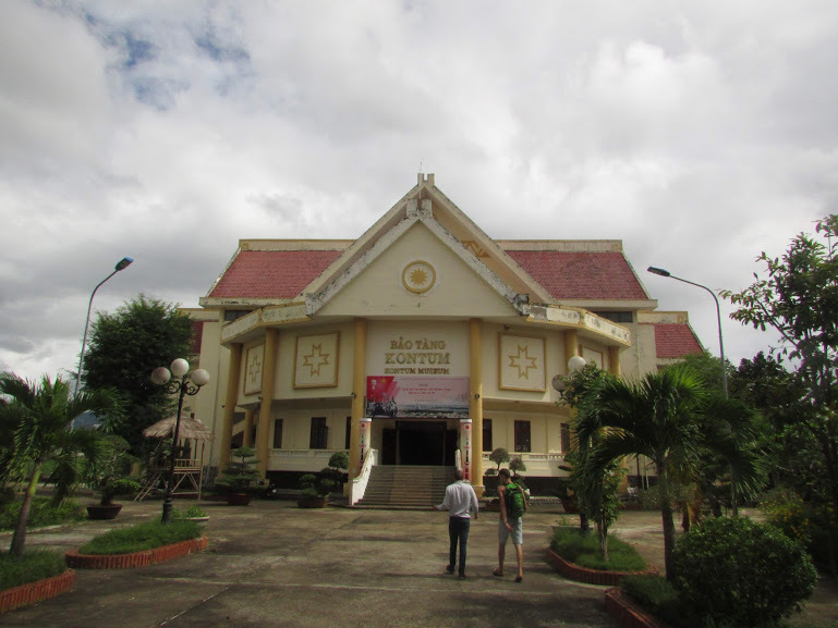 Visit the Kon Tum Museum!