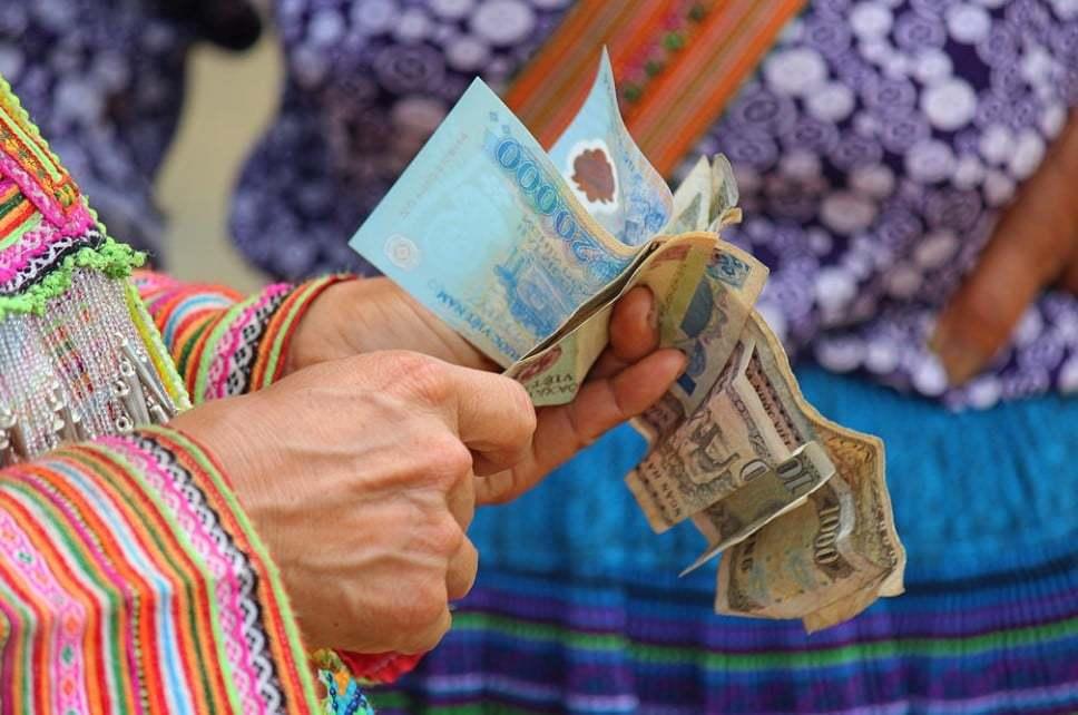 Money snatching