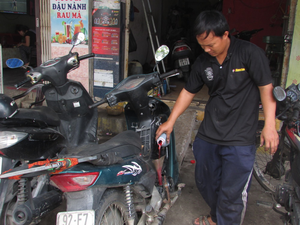 Change oil and do other maintainance regularly
