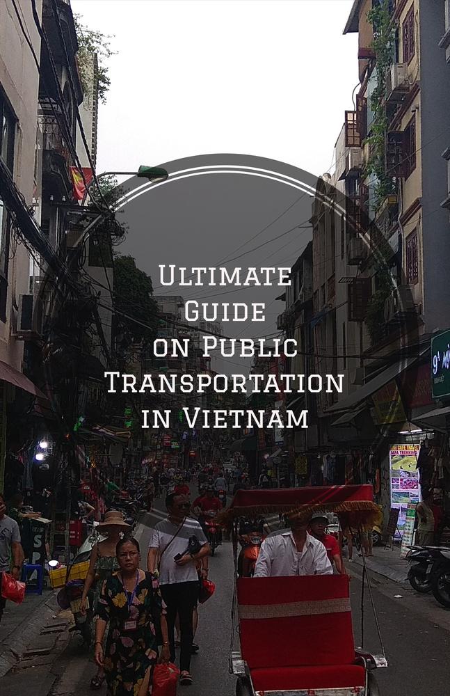 Public Transportation in Vietnam