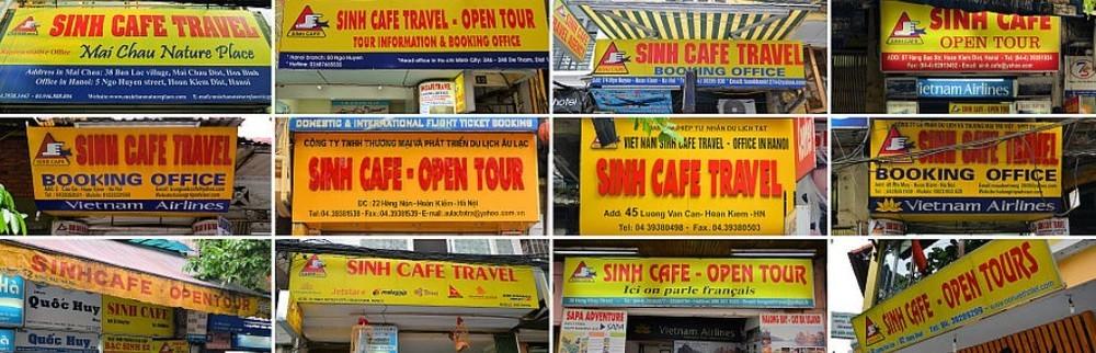 Sinh Cafe fake