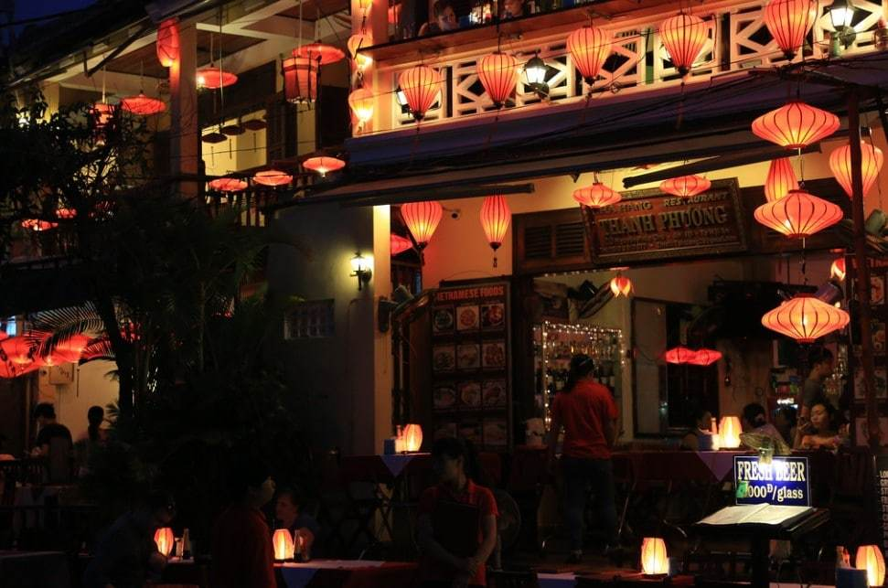 Restaurants in Hoi An